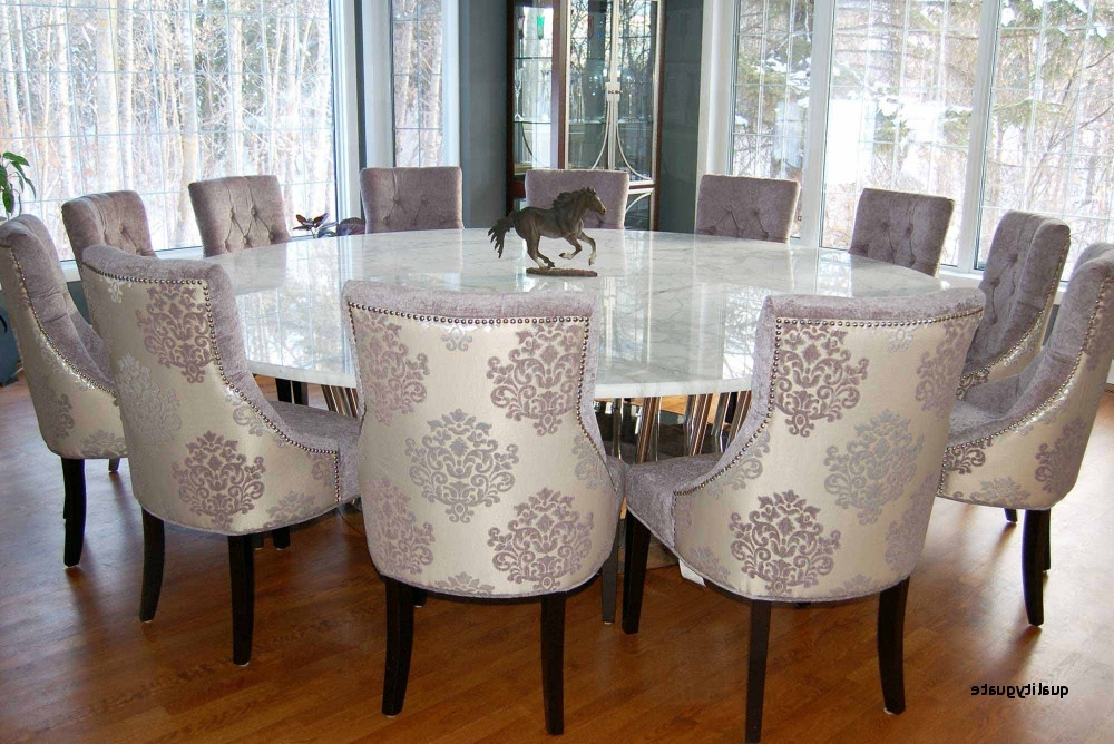Most Current 23 Excellent Large Round Dining Table Seats 10 Concept Throughout Huge Round Dining Tables (View 13 of 20)