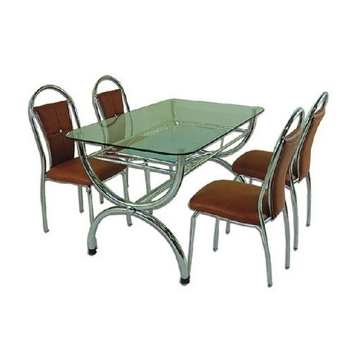 Most Current 4 Seater Dining Table At Rs 12300 /set (View 13 of 20)
