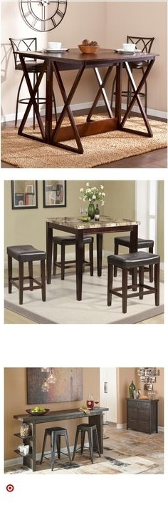 Most Current 57 Best Kitchen And Dining Room #2 Images On Pinterest In 2018 For Helms 6 Piece Rectangle Dining Sets With Side Chairs (View 15 of 20)