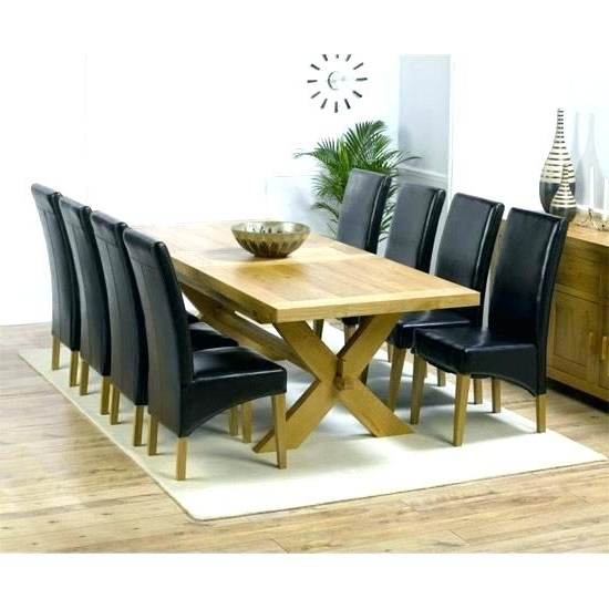 Most Current 8 Chairs Dining Sets Regarding Dining Table For 8 Sheesham Dining Table 8 Chairs – Insynctickets (View 15 of 20)