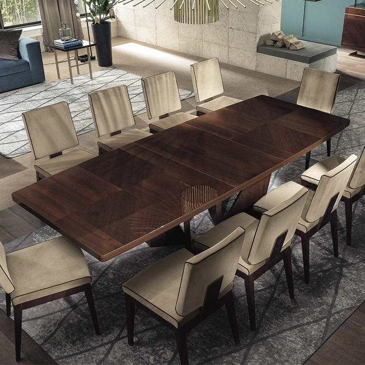 Most Current Alf Bellagio – Extensible Dining Table – Doma Home Furnishings With Regard To Bellagio Dining Tables (View 15 of 20)