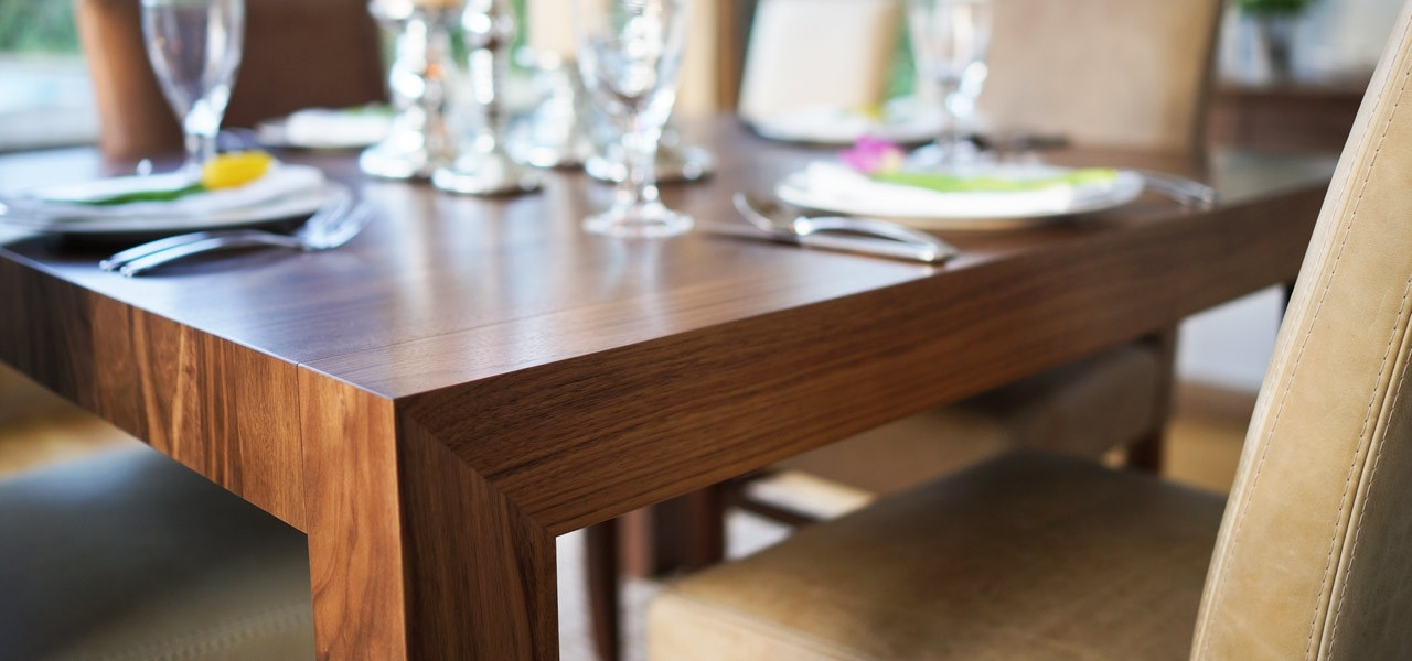 Most Current Contemporary Dining Tables Oak & Walnut (View 14 of 20)