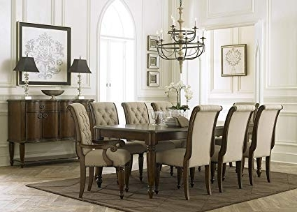 Most Current Cotswold Dining Tables With Amazon – Liberty Furniture Cotswold Dining 7 Piece Rectangular (View 14 of 20)