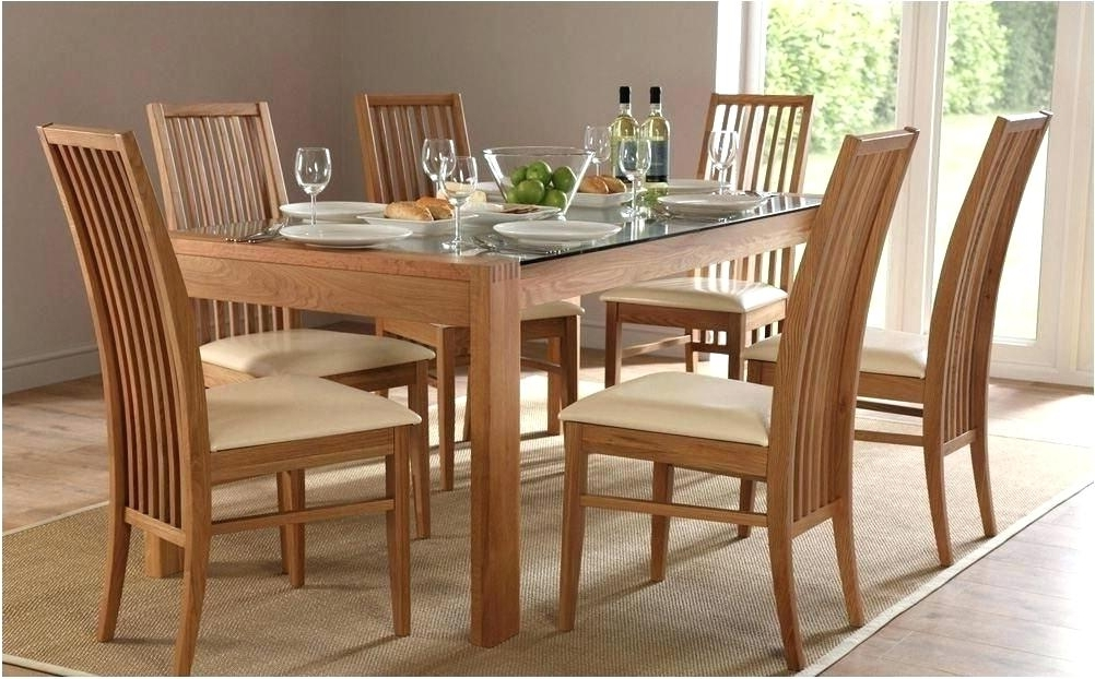 Most Current Dining Room Chairs Set Of 6 – Jasonstevens Regarding Dining Table Chair Sets (View 20 of 20)