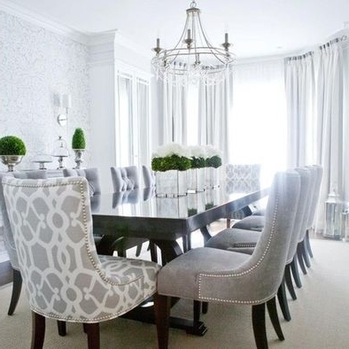 """Most Current Dining Room Chairs With Comfy Dining Room Chairs // """"where Can Folks Get Better Acquainted (View 14 of 20)"""