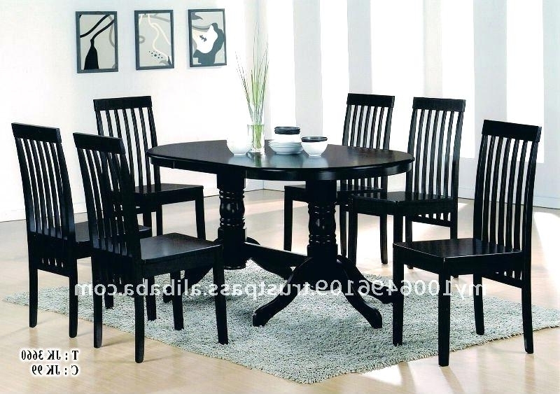Most Current Dining Table And Chair Set Stylish Dining Table And Chairs Chair Set Inside Cheap Dining Room Chairs (View 13 of 20)