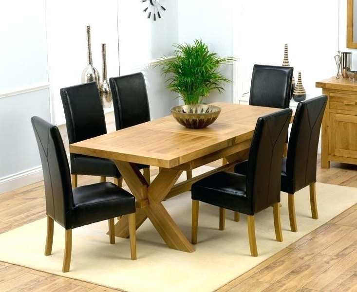 Most Current Extendable Dining Room Tables And Chairs Intended For Extending Dining Table Sets Extending Dining Tables 8 Oak Dining (View 13 of 20)