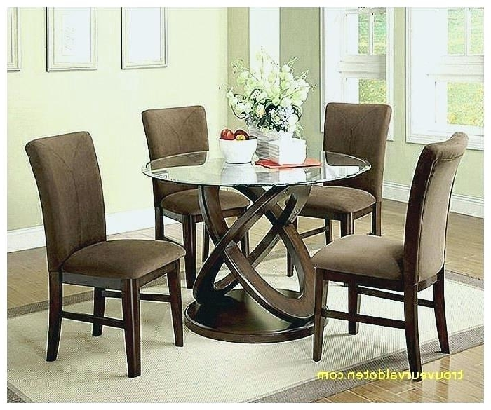 Most Current Extendable Round Dining Tables Sets Pertaining To Circle Dining Room Table Sets White Round Dining Table Set Home (View 19 of 20)