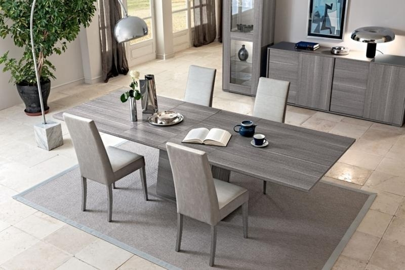 Most Current Futura Grey Dining Table (View 7 of 20)