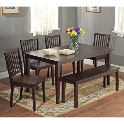 Most Current Havana Dining Tables Regarding Amazon – Metro Shop Havana Carson Large Dining Table Black – Tables (View 9 of 20)