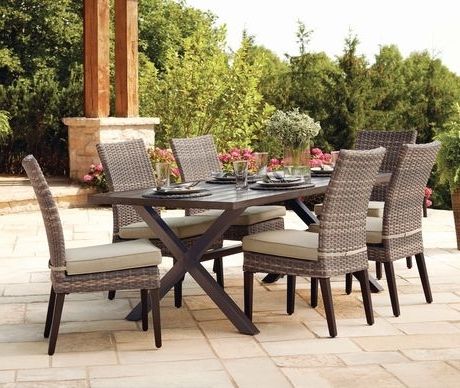 Most Current Hometrends Monaco 7 Piece Dining Set (View 11 of 20)