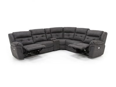 Most Current Jackson 6 Piece Power Reclining Sectionals With  Sleeper Throughout Living Room – Sectionals (View 12 of 15)