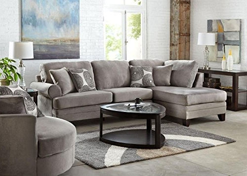 Most Current Lucy Grey 2 Piece Sectionals With Raf Chaise Pertaining To Amazon: Zoey 2 Pc (View 13 of 15)