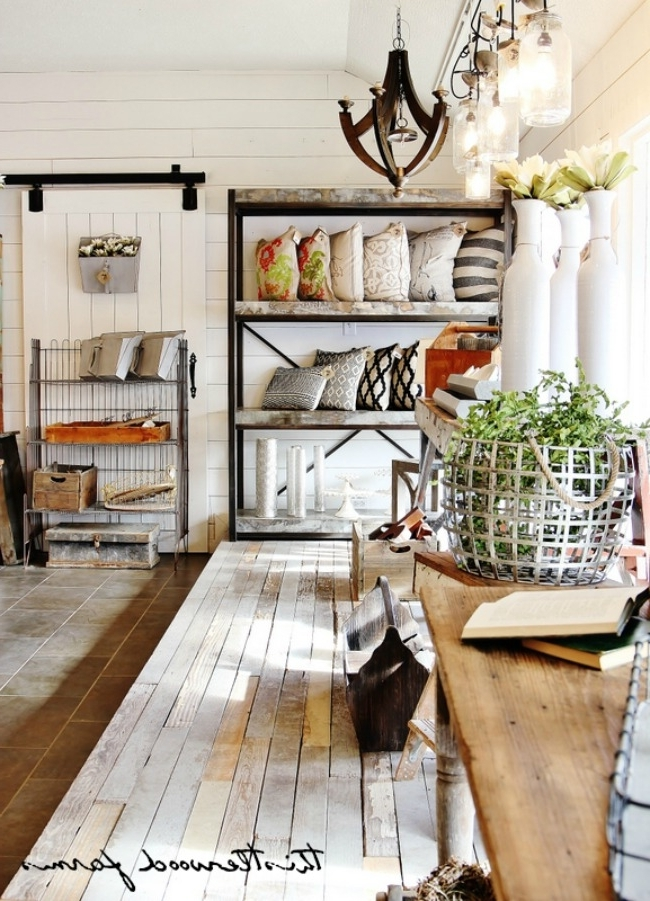 Most Current Magnolia Home Prairie Dining Tables Inside Hello Magnolia Market – Thistlewood Farm (View 16 of 20)