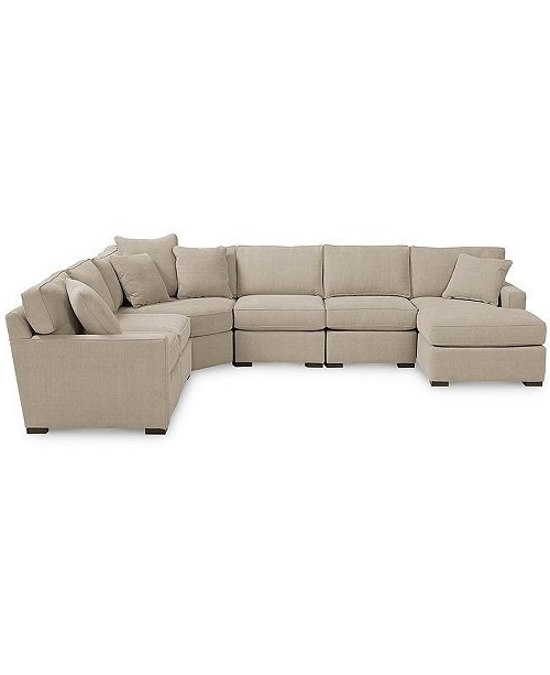 Most Current Marcus Grey 6 Piece Sectionals With  Power Headrest & Usb With Regard To 6 Piece Sectional Marcus Grey W Power Headrest Usb Living Spaces (View 10 of 15)