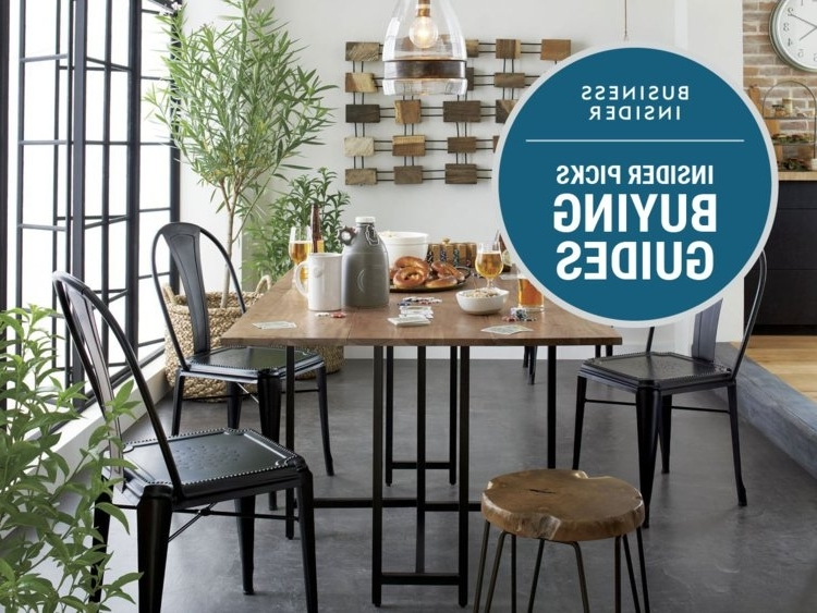 Most Current Market 6 Piece Dining Sets With Host And Side Chairs With Regard To The Best Dining Table You Can Buy – Business Insider (View 12 of 20)