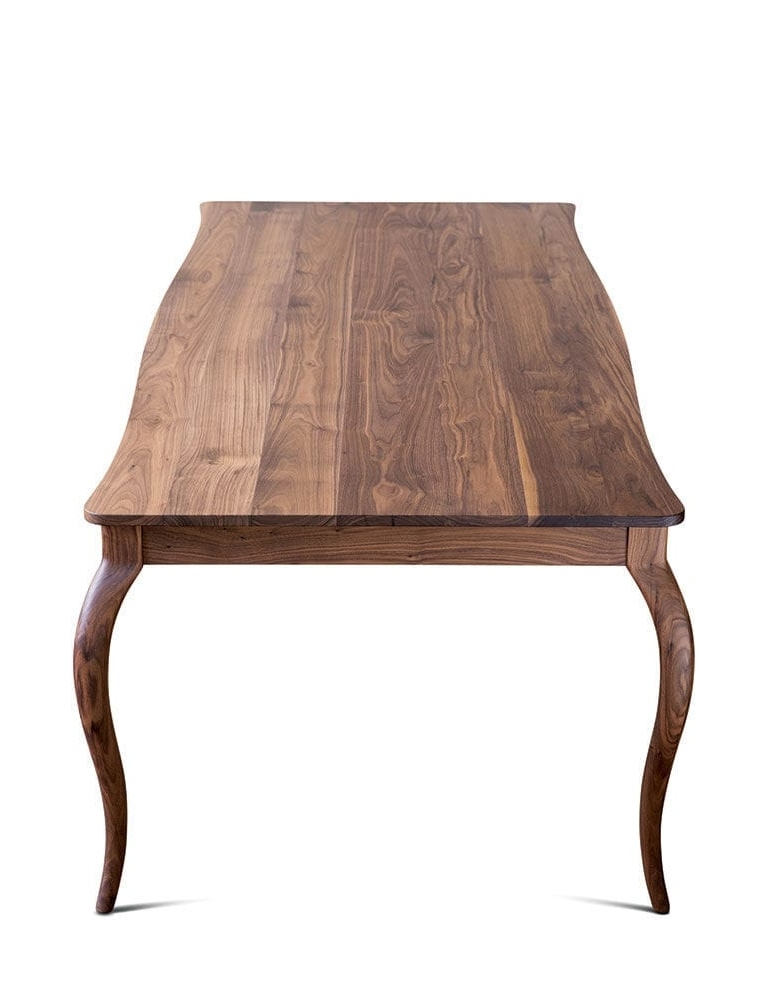 Most Current Noah Dining Tables With Traditional Dining Table / Oak / Ash / Birch – Noah – Andrew Dominic (View 8 of 20)