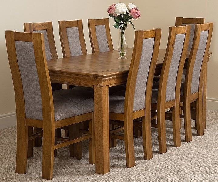 Most Current Oak Dining Sets Regarding Marlow Home Co (View 8 of 20)