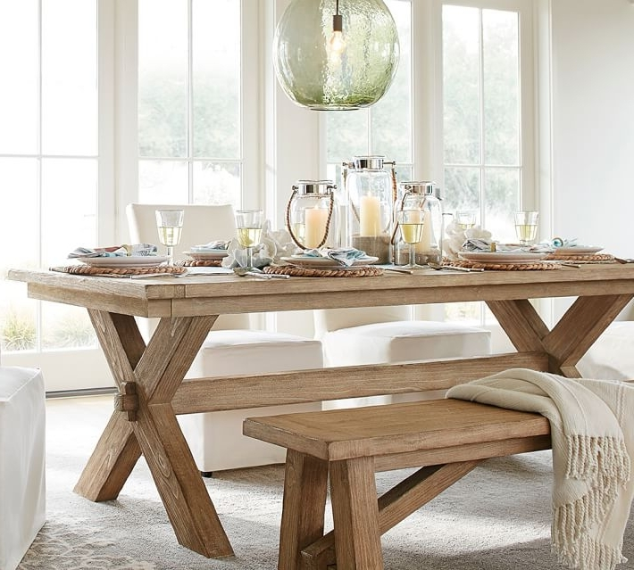 Most Current Palazzo 3 Piece Dining Table Sets Throughout Impressive Design Dining Table Set With Bench Crown Mark Bardstown  (View 8 of 20)