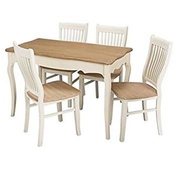 Most Current Shabby Chic Dining Table Antique French Furniture Kitchen Small Throughout French Chic Dining Tables (View 7 of 20)