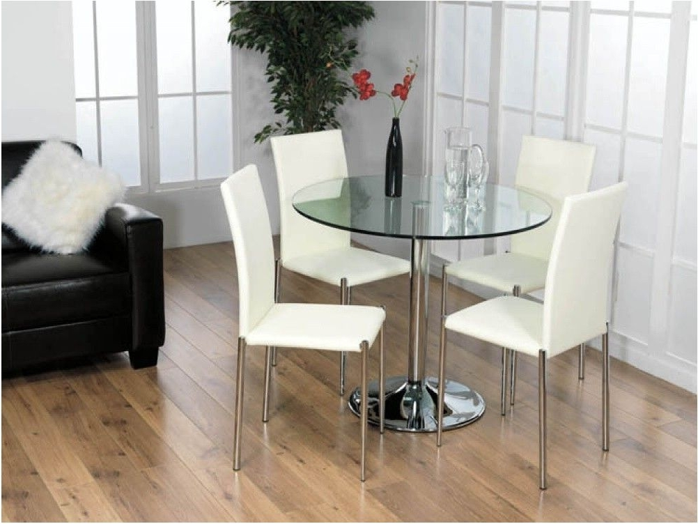 Most Current Small Round White Dining Tables For Incredible Marvelous Round Small Dining Table Home Furniture – Small (View 11 of 20)