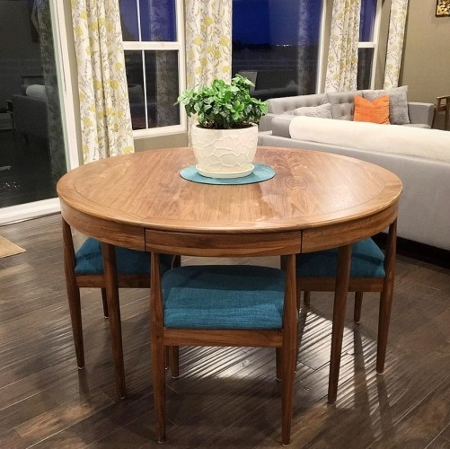 Most Current Toscana Dining Tables Pertaining To Toscano Dining Set (View 6 of 20)