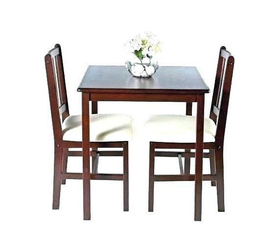Most Current Two Seater Dining Tables Our Affordable Small Dining Table Sets For Intended For Small 4 Seater Dining Tables (View 6 of 20)