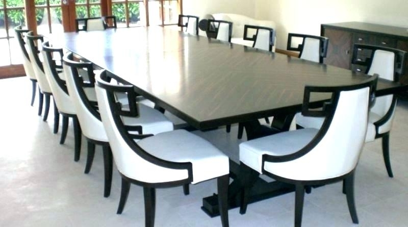 Most Popular 10 Chair Dining Table Chair Dining Table Seat Dining Set Round Table For Dining Table And 10 Chairs (View 10 of 20)