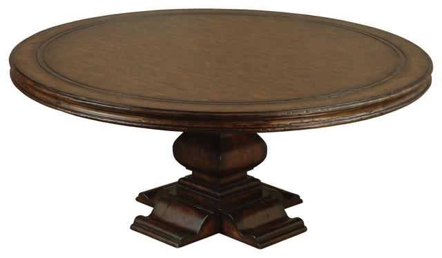 Most Popular Aspen Dining Tables In Aspen Round Dining Table – Traditional – Dining Tables – Other – (View 16 of 20)