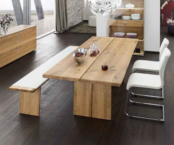 Most Popular Beech Dining Tables And Chairs Throughout Beech Dining Tables (View 14 of 20)