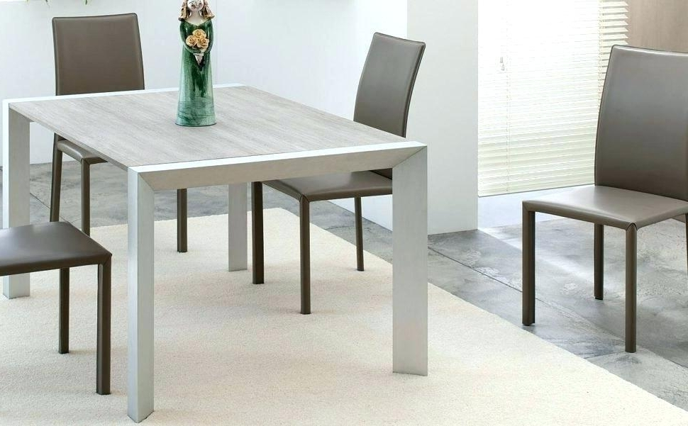 Most Popular Big Dining Tables For Sale In Showy Large Dining Table Sets Minimalist Room Modern Set (View 17 of 20)