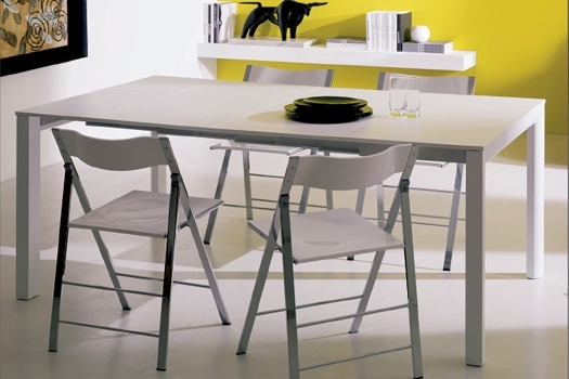Most Popular Compact Folding Dining Tables And Chairs Regarding Space Saving Furniture, Tables, Chairs, Sofas And Consoles (View 13 of 20)