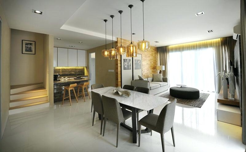 Most Popular Kitchen Table Lighting Ideas – Adrianogrillo For Dining Tables Lighting (View 9 of 20)