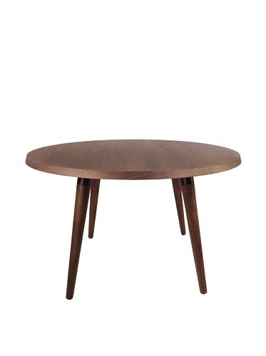 Most Popular Milton Dining Tables Pertaining To Control Brand Milton Dining Table, Natural/black (View 15 of 20)