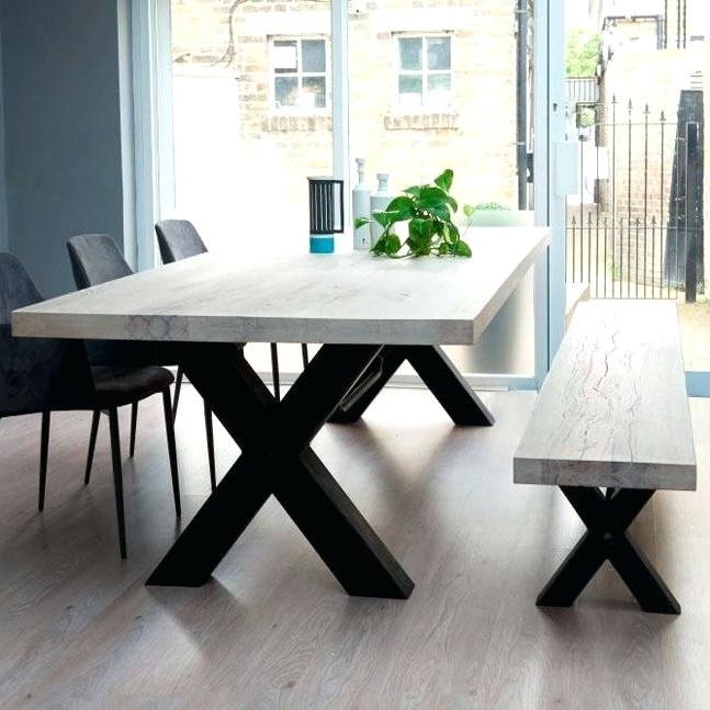 Most Popular Non Wood Dining Tables In Non Wood Dining Tables Non Wood Dining Benches Luxury Furniture (View 4 of 20)