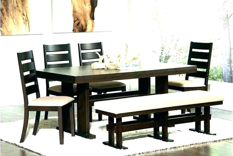 Most Popular Picnic Style Dining Table Dining Table Style Indoor Picnic Table Pertaining To Indoor Picnic Style Dining Tables (View 3 of 20)
