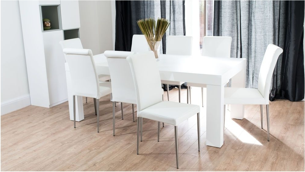 Most Popular White Dining Tables Sets For Best Modern White Oak Dining Table Chunky Oak Dining Table – Antique (View 9 of 20)