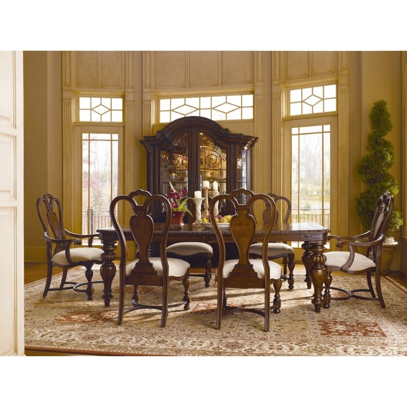 Most Recent Buy Bolero Seville 7 Piece Dining Set From Universal Furniture Throughout Universal Dining Tables (View 4 of 20)