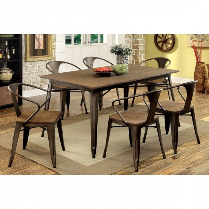 Most Recent Cooper Dining Tables Inside Cooper I Natural Elm Dining Table Set – Shop For Affordable Home (View 11 of 20)
