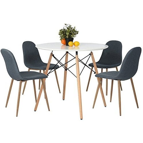 Most Recent Eames Kitchen Dining Table Vogue Carpenter Round Coffee Table White Within Vogue Dining Tables (View 8 of 20)