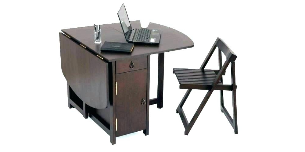 Most Recent Foldaway Dining Tables In Folding Dining Table With Chairs Inside Medium Folded Furniture (View 13 of 20)