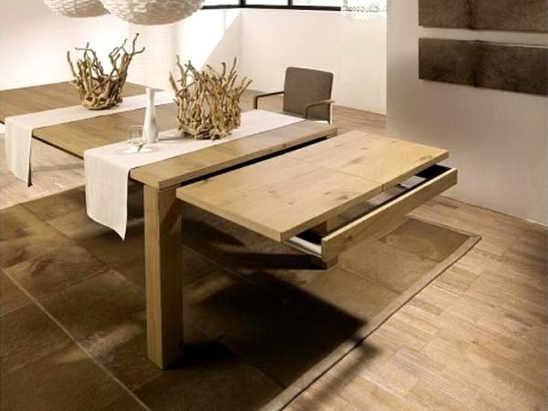 Most Recent Incredible Good Expandable Dining Table Small Best Expandable Dining With Regard To Small Square Extending Dining Tables (View 11 of 20)