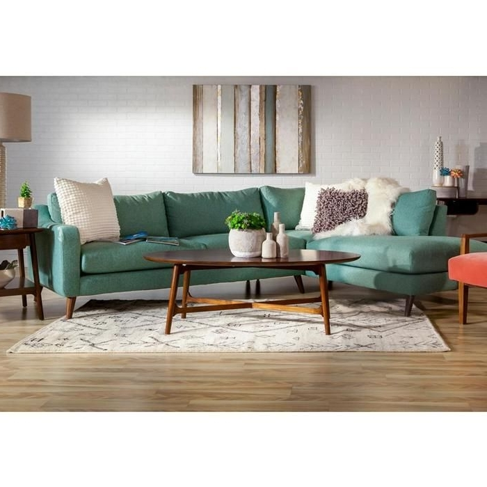 Most Recent Leo 2 Piece Sectional In Vibe Coastal (View 11 of 15)