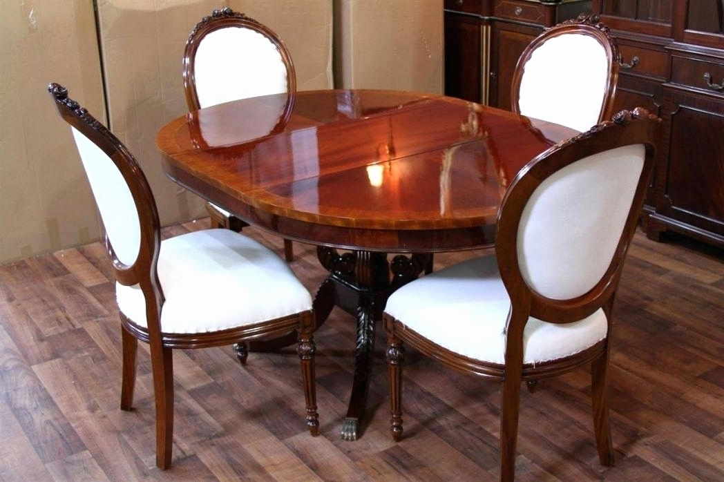 Most Recent Mahogany Dining Tables Sets For Antique Mahogany Dining Table And Chairs Beautiful American Freight (View 2 of 20)