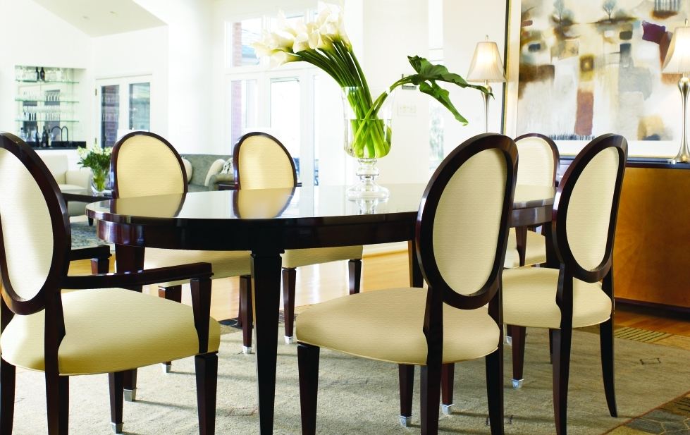 Most Recent Patterson 6 Piece Dining Sets Pertaining To Patterson Furniture Company – Quality American Made Furniture For (View 8 of 20)