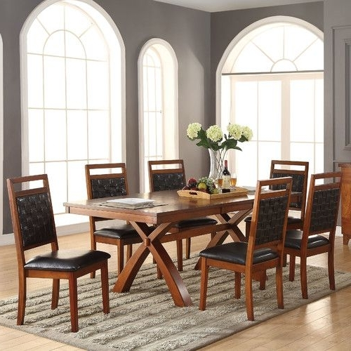 Featured Photo of Rocco Extension Dining Tables