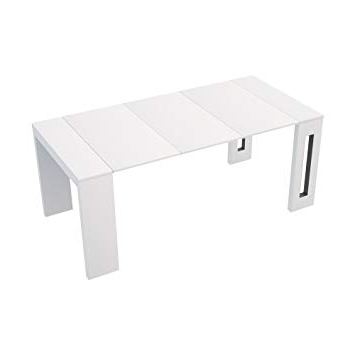 Most Recent Roma – Italian Made Extending Dining Table / Desk / Console In A In Roma Dining Tables (View 9 of 20)