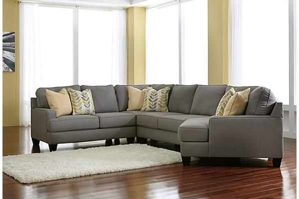 Most Recent The Chamberly 4 Piece Sectional From Ashley Furniture Homestore Inside Blaine 4 Piece Sectionals (View 6 of 15)