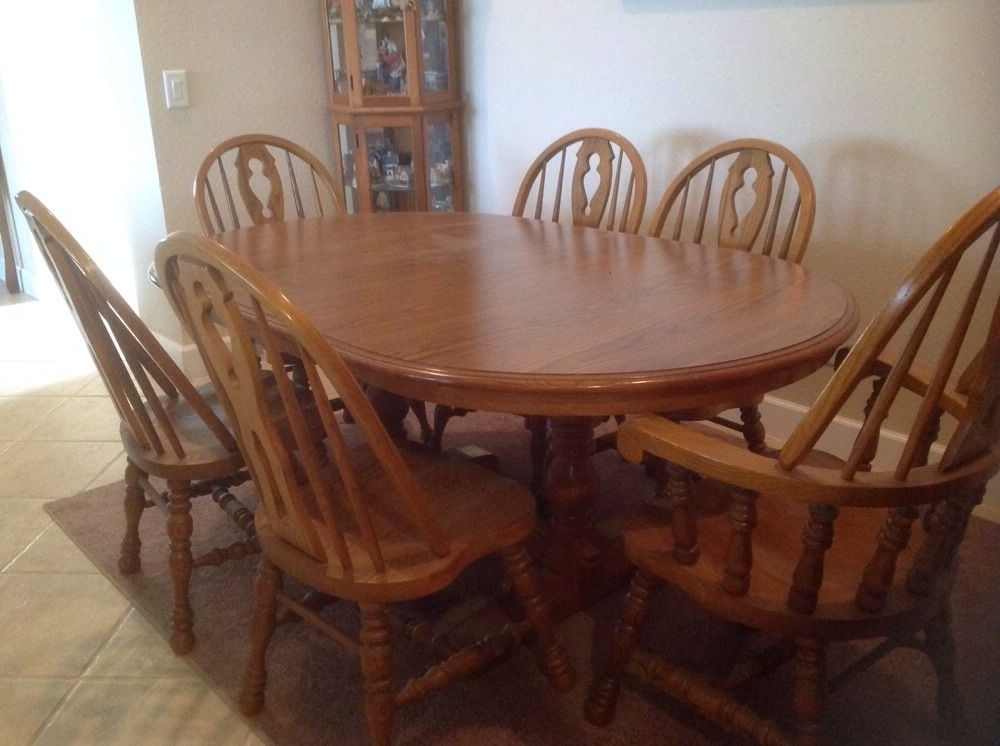 Most Recently Released Dining Room Table And Chairs Ebay Dining Room Sets Modern White In Dining Chairs Ebay (View 15 of 20)