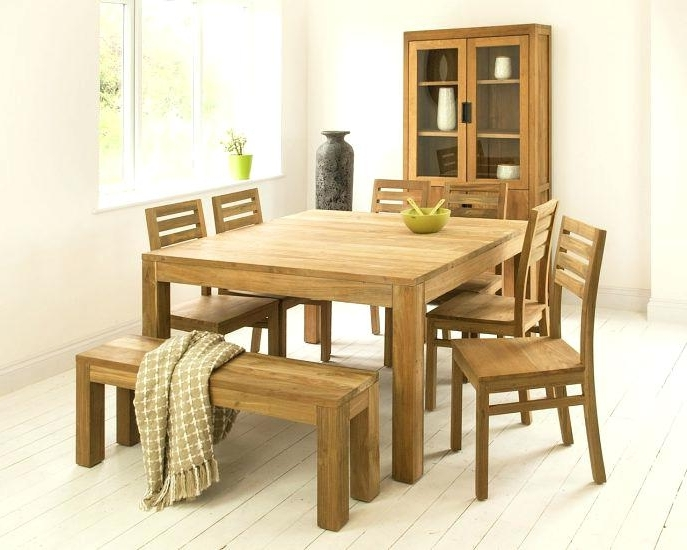 Most Recently Released Extendable Square Dining Tables In Square Kitchen Table Kitchen Square Kitchen Table Set Square Dining (View 12 of 20)